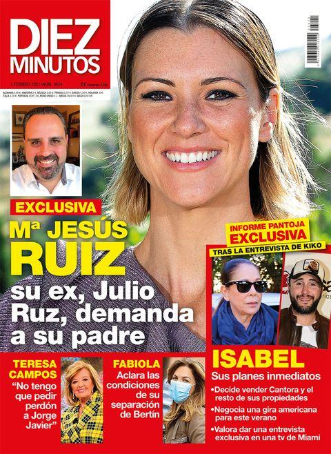 """DIEZ MINUTOS Jesús confía plenamente en Marina en """"La isla de las Tentaciones"""""""
