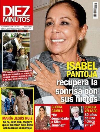 DIEZ MINUTOS El 'zasca' de Rocío Flores a Sofía Suescun: