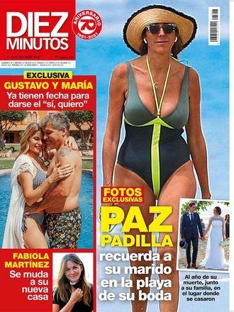 DIEZ MINUTOS Rocío Carrasco a Rosa Benito :
