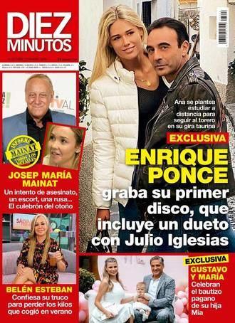 DIEZ MINUTOS Mayka y Óscar Ruiz protagonizan su primera discusión de 'pareja'