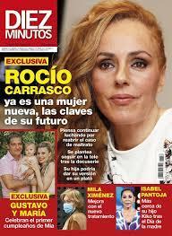 DIEZ MINUTOS Así ha reaccionado Rocío Flores al tonteo entre Olga Moreno y Gianmarco