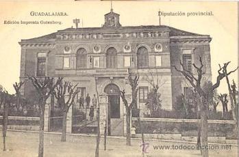Orden del Día del Pleno ordinario de la Diputación de Guadalajara del viernes 15 de noviembre