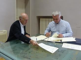 La Diputación apoya al Guadalajara Basket con cinco becas residenciales y una colaboración económica de 3.700 euros