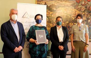La Diputación de Guadalajara se compromete con el empleo social a través del proyecto Moda Re