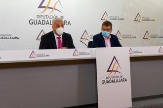 La Diputación impulsa inversiones municipales en pequeños pueblos de Guadalajara con 6.648.000 euros