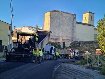 La Diputación de Guadalajara destina 328.000€ a renovar la GU-205 que conecta Horche, Yebes y Valdarachas