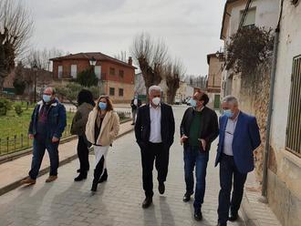 La Diputación de Guadalajara invierte más de 300.000 euros en nuevas infraestructuras para ocho pueblos de la provincia