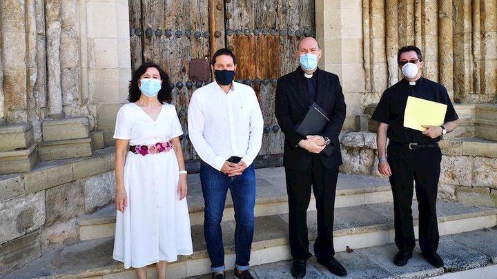 La diócesis de Sigüenza-Guadalajara cede a Brihuega el templo de San Miguel