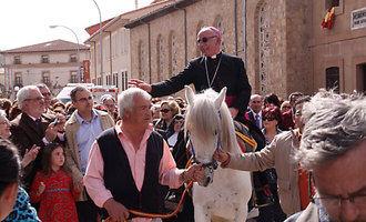 Comentarios del obispo de la Diócesis Sigüenza-Guadalajara en Trece TV de Navidad a Año Nuevo