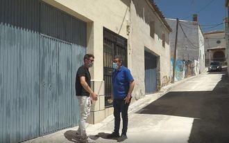 La Diputación renueva redes de suministro y saneamiento en Driebes