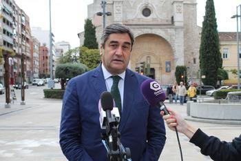 """Echániz: """"El PP es la alternativa centrada y transversal que pretende conjugar todas las opciones de la sociedad española frente a un Gobierno social comunista"""""""
