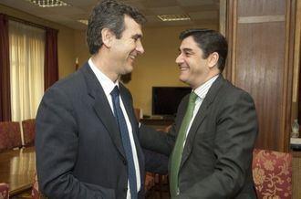 El PP ultima las listas para el 10-N : José Ignacio Echániz al Congreso y Antonio Román al Senado, dos pesos pesados para representar a Guadalajara en Madrid