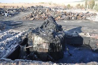 Ecologistas en Acción exige responsabilidades inmediatas por el incendio de Chiloeches