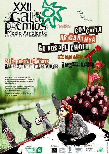 XXII Gala de Premios de Medio Ambiente de Guadalajara