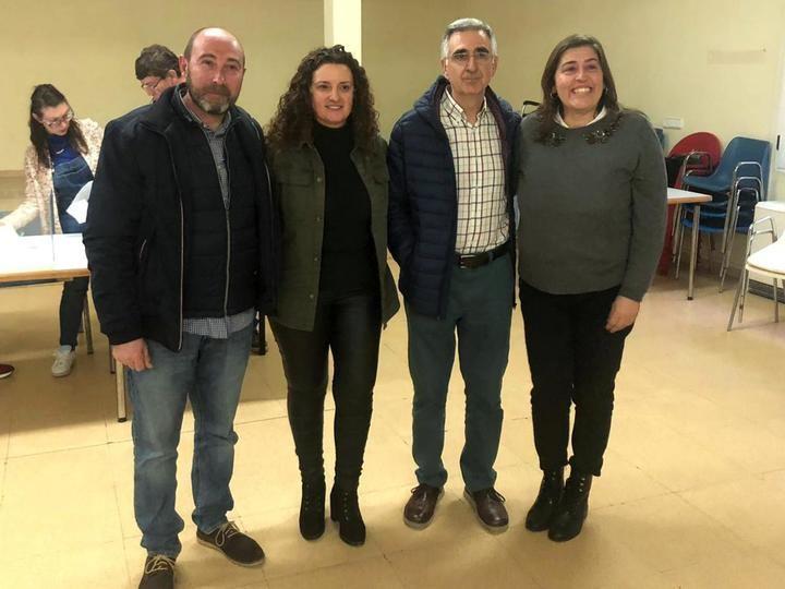 El independiente Fernando Arroyo Cabellos gana las elecciones en Valdenoches con 40 votos