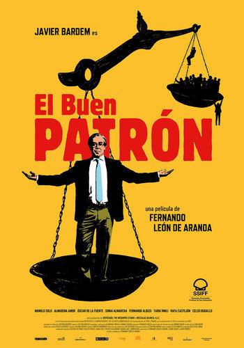 La última peli de Fernando León de Aranoa : El buen patrón