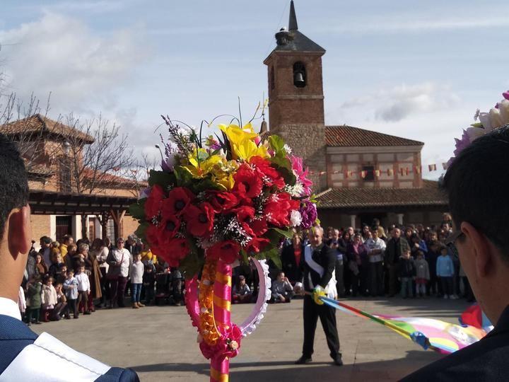 Ramírez (CONTIGO) subraya el éxito de participación en la fiesta de Las Candelas de El Casar y reivindica que sea declarada Fiesta de Interés Turístico Regional