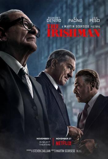 La última de Robert De Niro : El irlandés