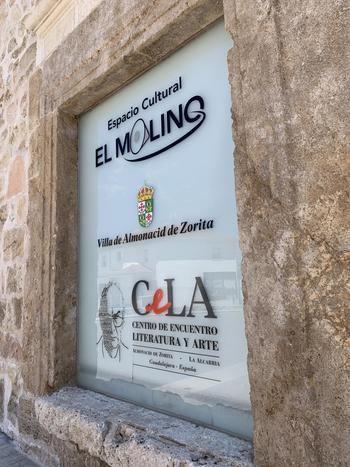 La Biblioteca Blas de Salcedo de Fuentenovilla acogió una interesante conferencia sobre el Centro CeLA