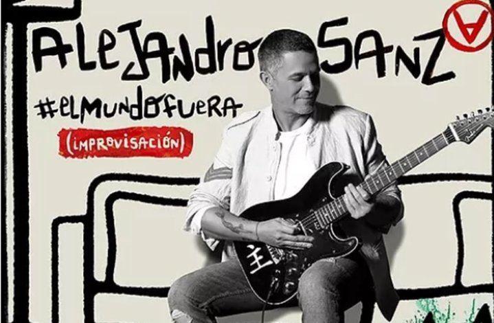 Alejandro Sanz estrenará el 11 de diciembre su documental sobre la pandemia