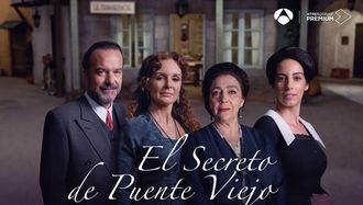 Después de 2.300 episodios, Antena 3 anuncia el final de 'El secreto de Puente Viejo'