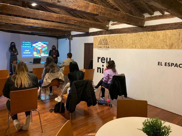 Inaugurado, en Sigüenza, el Curso de Emprendimiento Juvenil CLM impartido por la EOI