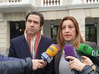 """Jiménez: """"Nos parece ridículo que Alberto Rojo anuncie un nuevo parque de bomberos y presupueste 68.000 euros para 2020"""""""