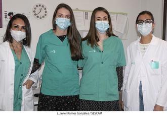 El Hospital de Guadalajara reanuda la celebración de las Sesiones Clínicas de Enfermería para la formación continua de los profesionales