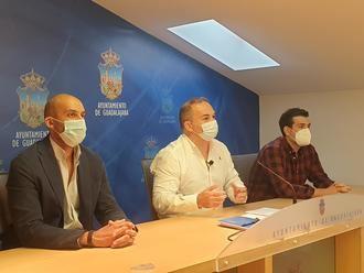 """El Grupo Popular del Ayuntamiento de Guadalajara lleva a Alberto Rojo al Tribunal de Cuentas: """"Rojo está cobrando el agua a las empresas y a otras administraciones, pero no al Ayuntamiento de Marchamalo"""""""