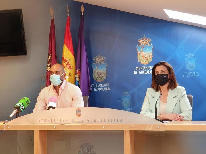 El PP propondrá al Pleno que el dinero (1,2 millones de euros) de las Ferias y Fiestas de Guadalajara se invierta en test coronavirus a los vecinos