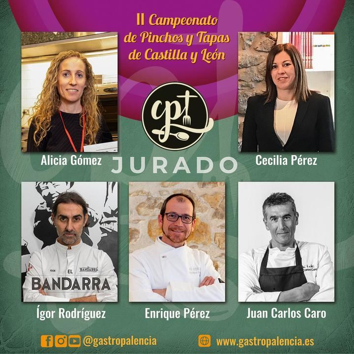 El chef seguntino, con Estrella Michelin, Enrique Pérez, preside el jurado del II Campeonato de Pinchos y Tapas de Castilla y León