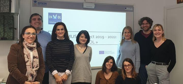 ENVOL, el nuevo proyecto de innovación de EFA El Llano