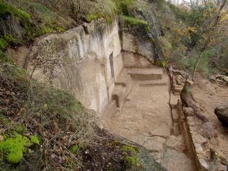 El Ayuntamiento de Pareja culmina la excavación arqueológica del eremitorio medieval