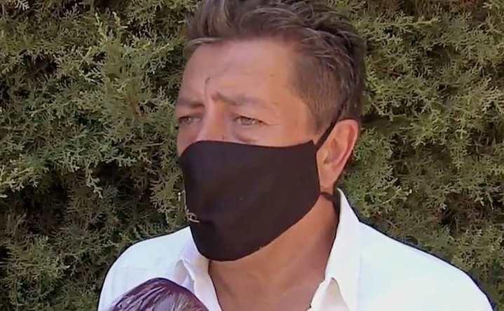 """Ernesto Neyra sale de prisión y dice que demandará a """"la madre de mis hijos"""""""