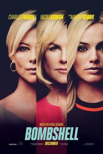 La última de Charlize Theron y Nicole Kidman : El escándalo