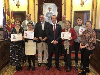 El Ayuntamiento de Guadalajara entrega los premios del Concurso de Escaparates Navideños 2019