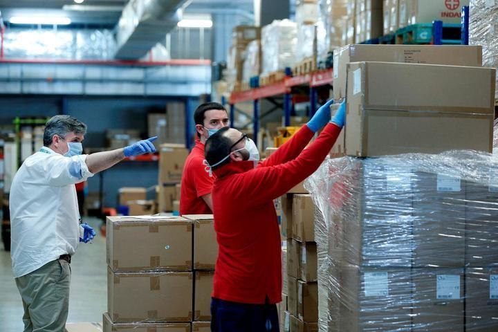 La Peña Escopitos de Guadalajara recauda más de mil euros para la compra de material sanitario para luchar contra el coronavirus