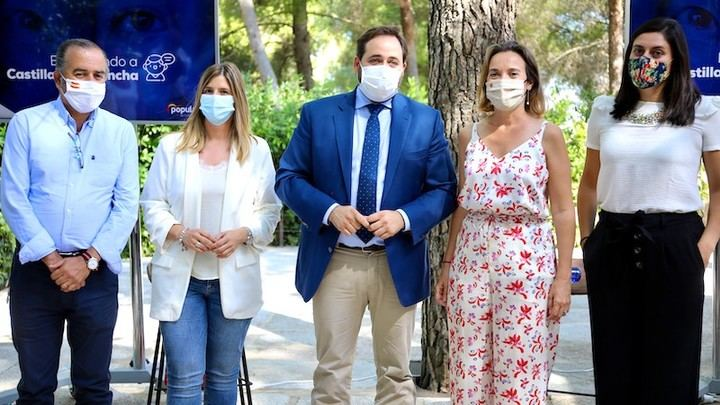 """PP impulsa """"Escuchando a CLM"""" para dar voz a colectivos ante el """"veto"""" de la Junta de Page"""