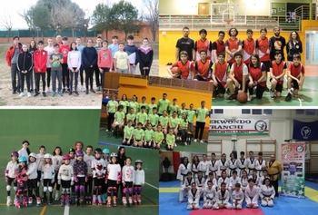 Abierta la inscripción para las Escuelas Municipales de Deporte de Cabanillas en la temporada 2020-2021