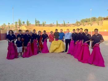 """La Diputación de Toledo """"abandona"""" la Escuela Taurina de Toledo """"Domingo Ortega"""""""