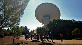 Tras ocho temporadas, el Aula Municipal de Astronomía de Yebes no abrirá este curso como medida preventiva
