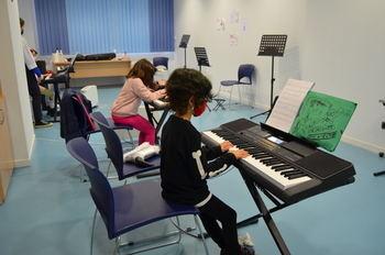 La Escuela de Música Municipal de Yunquera de Henares sigue creciendo en alumnos a pesar de la pandemia