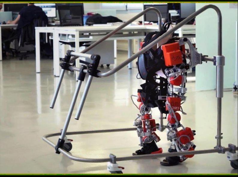 Fundación NIPACE contará con el primer exoesqueleto pediátrico del mundo para la rehabilitación de los niños con Parálisis Cerebral