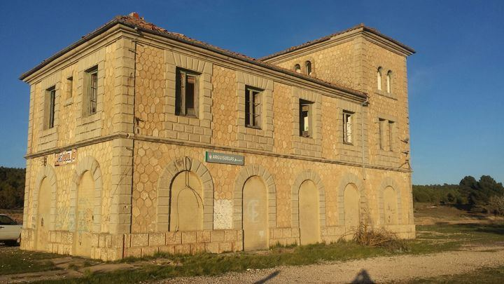 La Diputación de Cuenca paraliza el 'Serranía en Vía' anulando la rehabilitación de las estaciones de Arguisuelas, Yémeda-Cardenete y Mira