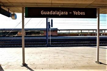 Yebes se congratula de que finalmente el AVLO low-cost efectúe parada en la estación de AVE Guadalajara-Yebes