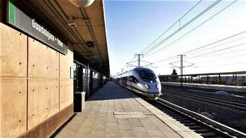 Yebes pide que se declare Obligación de Servicio Público el tramo de Alta Velocidad Madrid-Guadalajara/Yebes