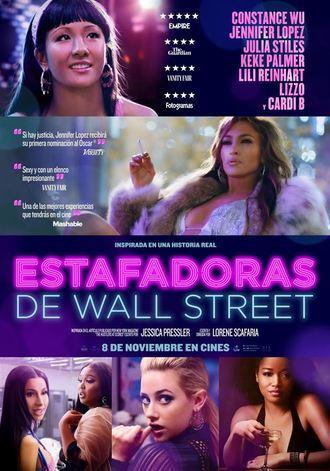 La última de Jennifer López : Estafadoras de Wall Street