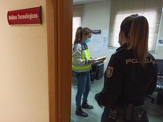 AVISO DE LA POLICIA EN GUADALAJARA : Repunte de estafas que suplantan al servicio técnico de Microsoft en la ciudad de Guadalajara