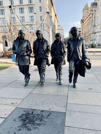 Los Beatles viajan hacia la Estrella Polar, desde Robledo de Chavela