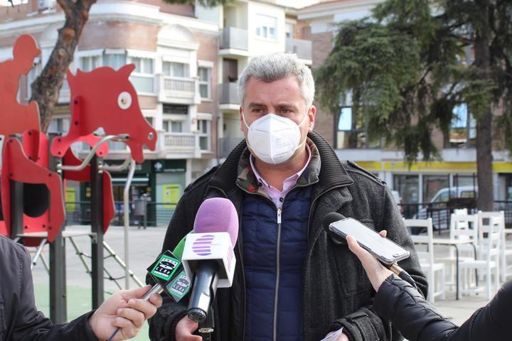 """Esteban pide a Page que recapacite y adopte las iniciativas propuestas por el PP-CLM """"que hacen posible la apertura de todos los negocios y la lucha contra la pandemia"""""""